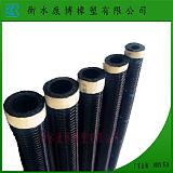供应高压油冷器管AN6蓝色尼龙线油冷器油管特价批发;