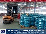 耐高温耐油编织液压油管 优质金属液压胶管 超高压编织液压油管