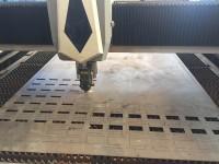 俊滔激光切割加工精确度高 激光切割加工厂家 加工产品 变形小,表面光滑 ;