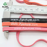 东莞橡皮筋生产厂家 印字橡胶圈订制;