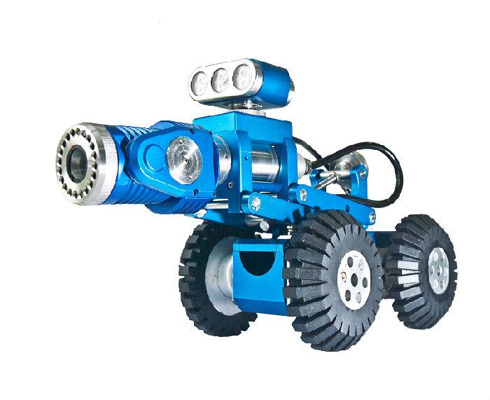 南京曼特内思机械设备有限公司供应管道检测爬行机器人;