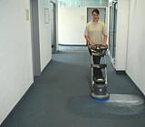 酒店大厅保洁电线式BDS43/150C刷地机;