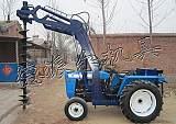 拖拉機挖坑機 拖拉機鑽孔機 拖拉機鑽坑機生產廠家;
