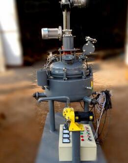 电加热搪瓷反应釜原理;