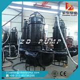 NSQ耐磨合金潛水抽砂泵立式渣漿泵;