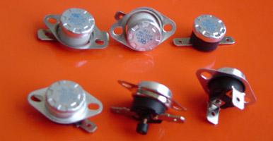 ksd301温度开关热保护器;