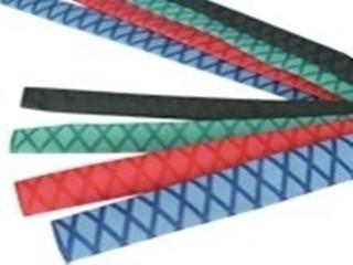 供应防滑花纹热缩管/花纹热缩管;