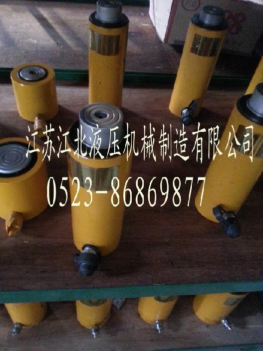20T单向分体式液压千斤顶;