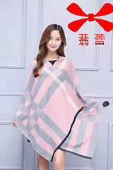 供應批發蓊蕾品牌羊絨圍巾 羊毛圍巾 高檔披肩 ;