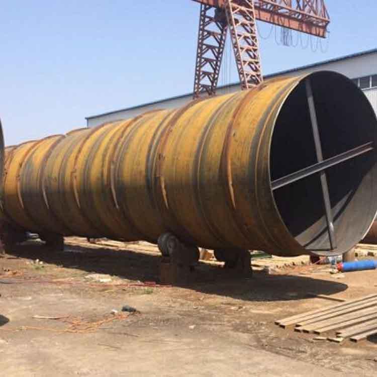 优质供应螺旋管 各种规格齐全 国标热轧大口径螺旋管;