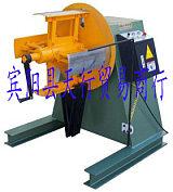 MT系列重型材料架放料架NC伺服冲床自动空气气动偏摆送料机器;