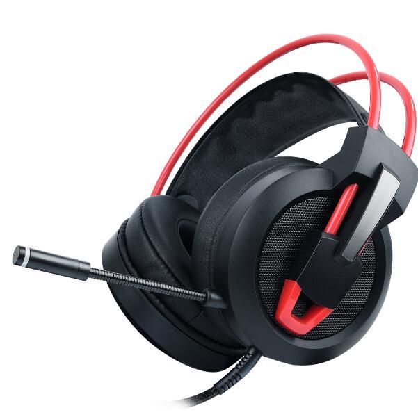 速钛V9-7.1发光振动游戏耳机,USB带线控,厂家直销