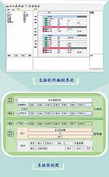 全中文界面PLC工控编程控制器;