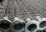 鋁熔煉煙氣除塵袋籠;
