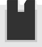 超薄柔性印刷纸电池,可定制;
