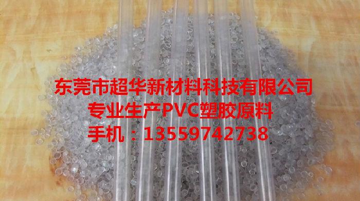 硬质PVC颗粒;