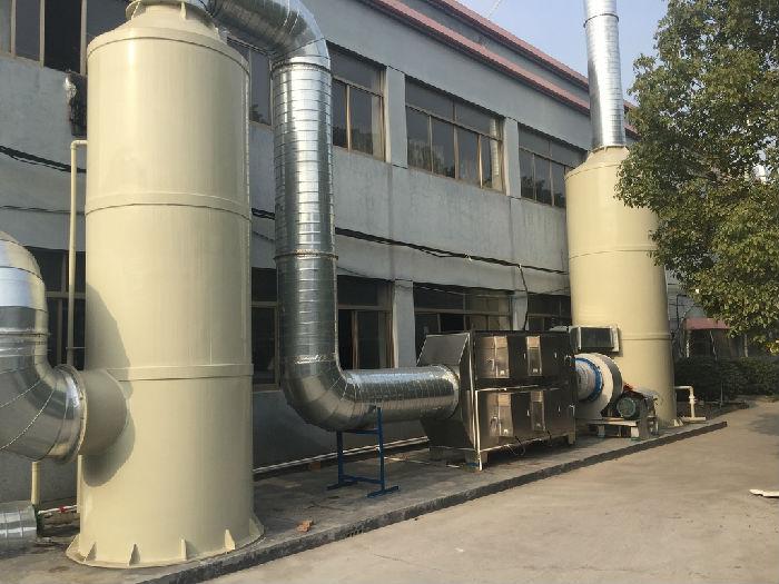 低温等离子设备-喷涂行业废气净化