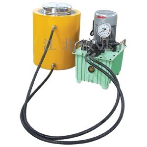 超高压电动分离式千斤顶,电动分离式超高压千斤顶;