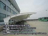 【宜兴市膜结构车棚/汽车棚/自行车棚】钢结构工程承包;