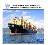 供应国际物流 40HQ集装箱 常州、扬州至DAKAR/塞内加尔