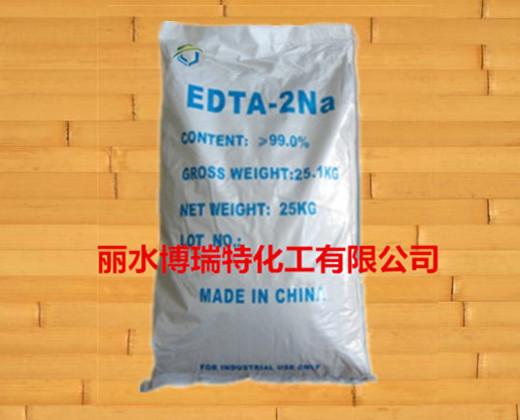 EDTA-2Na 福建 EDTA二钠 99.0%含量;