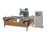 山东自动上料架数控定位气动排焊机