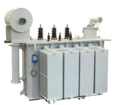河北国普电力厂家供应35KV有载调压变压器;