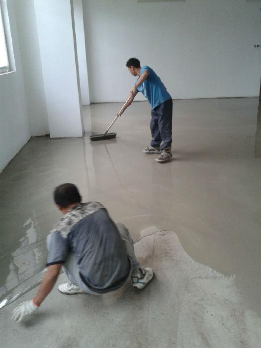 北京水泥自流平施工;