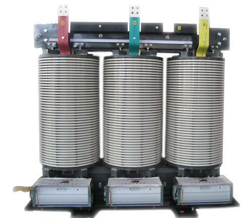 国普电力SGB10系列10~35KV干式变压器维护方便;