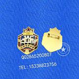 生产胸针,烤漆上色徽章,生产司徽厂,徽章制作厂家,企业胸牌