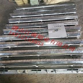 钢厂电厂环冷机烟罩密封钢刷 台车弹簧密封刷组件;
