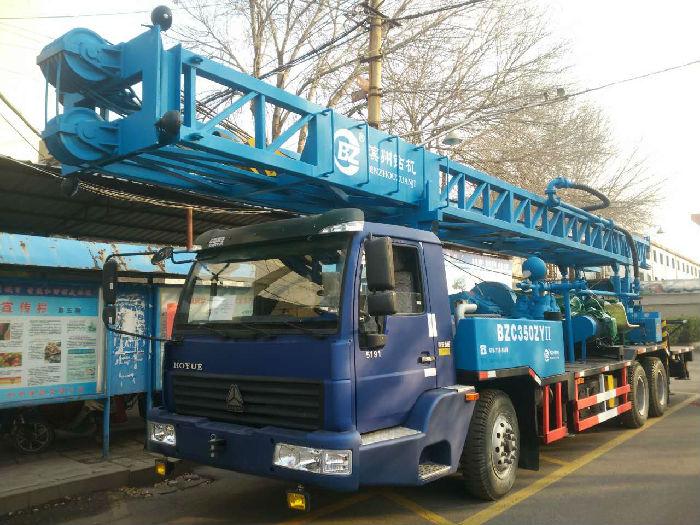 供应BZC350ZY车载式水井钻机;