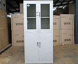 合肥廠家批發零售鐵皮柜 鋼制文件柜 資料柜 員工存包柜;