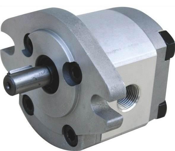 齿轮泵 ;
