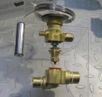 丹佛斯TEX55热力膨胀阀;