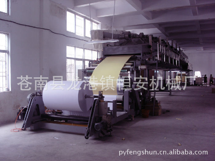 涂布机生产厂家无纺布菱格纸涂布机 无纺布复合热熔胶涂布机