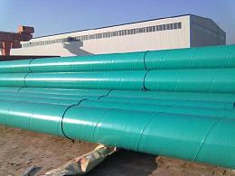 X70鋼級914x20mm大口徑厚壁螺旋鋼管