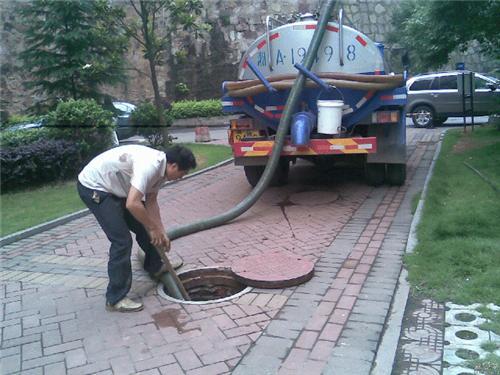 萧山清理污水池 化粪池 隔油池等各种沉淀池 通污水管道