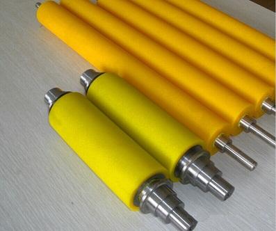 湖北武汉聚氨酯胶辊专业生产加工和胶辊包胶挂胶厂家;