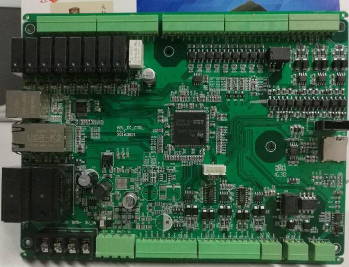 供应充电桩控制板;