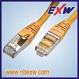 高品质网络跳线超五类 六类 C6A产品;
