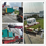 厂房搬迁 迁顺蚂蚁搬家有限公司 专注厂房设备吊装