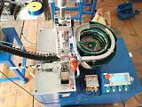 深圳地区充电器全自动插脚机 欧规美规中规印度规插脚机;