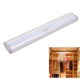 智特廠家直銷 人體感應衣柜燈 led紅外感應櫥柜燈 電池充電感應小夜燈