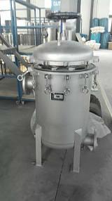 多袋式过滤器 快开式过滤器 液体过滤器 化工过滤器 饮料过滤器