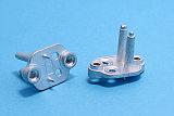 专业生产振子座/通讯配件/模具配件;