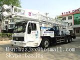 供應BZC350ZYII車載式水井鉆機