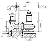 潜水排污泵生产厂家 铰刀泵 潜污泵 ;