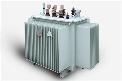 S11系列低损耗无励磁调压电力油浸变压器;