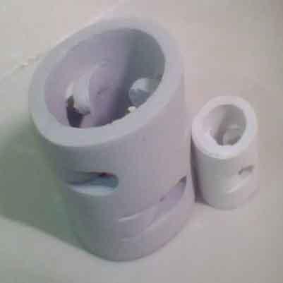 陶瓷鲍尔环填料;